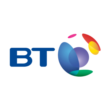 BT customer logo
