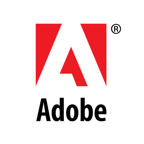 Adobe customer logo