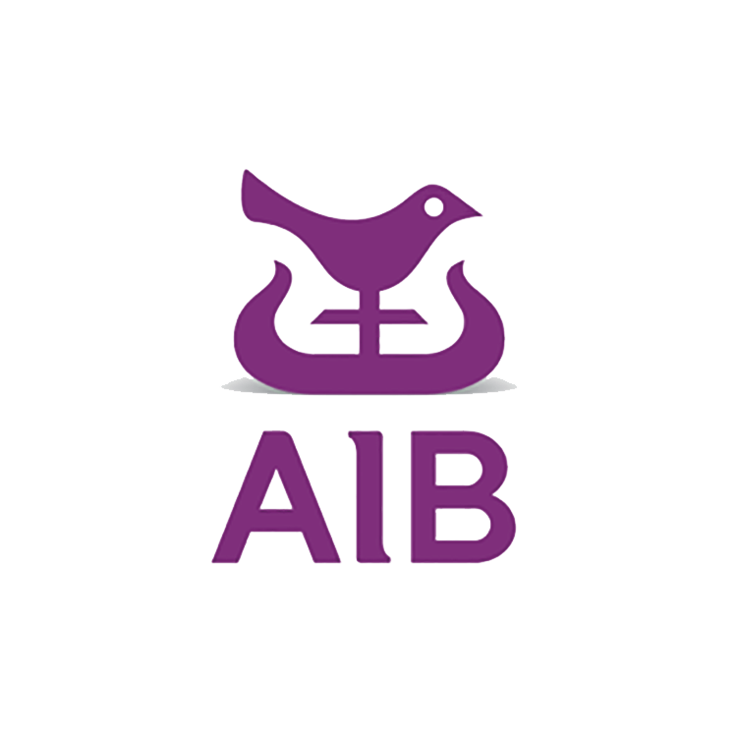 AIB no background